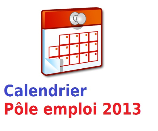 p le emploi calendrier 2014 dates actualisation et virement. Black Bedroom Furniture Sets. Home Design Ideas