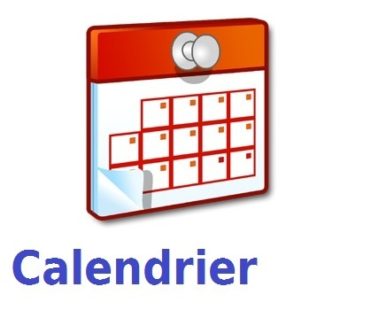 calendrier CAF